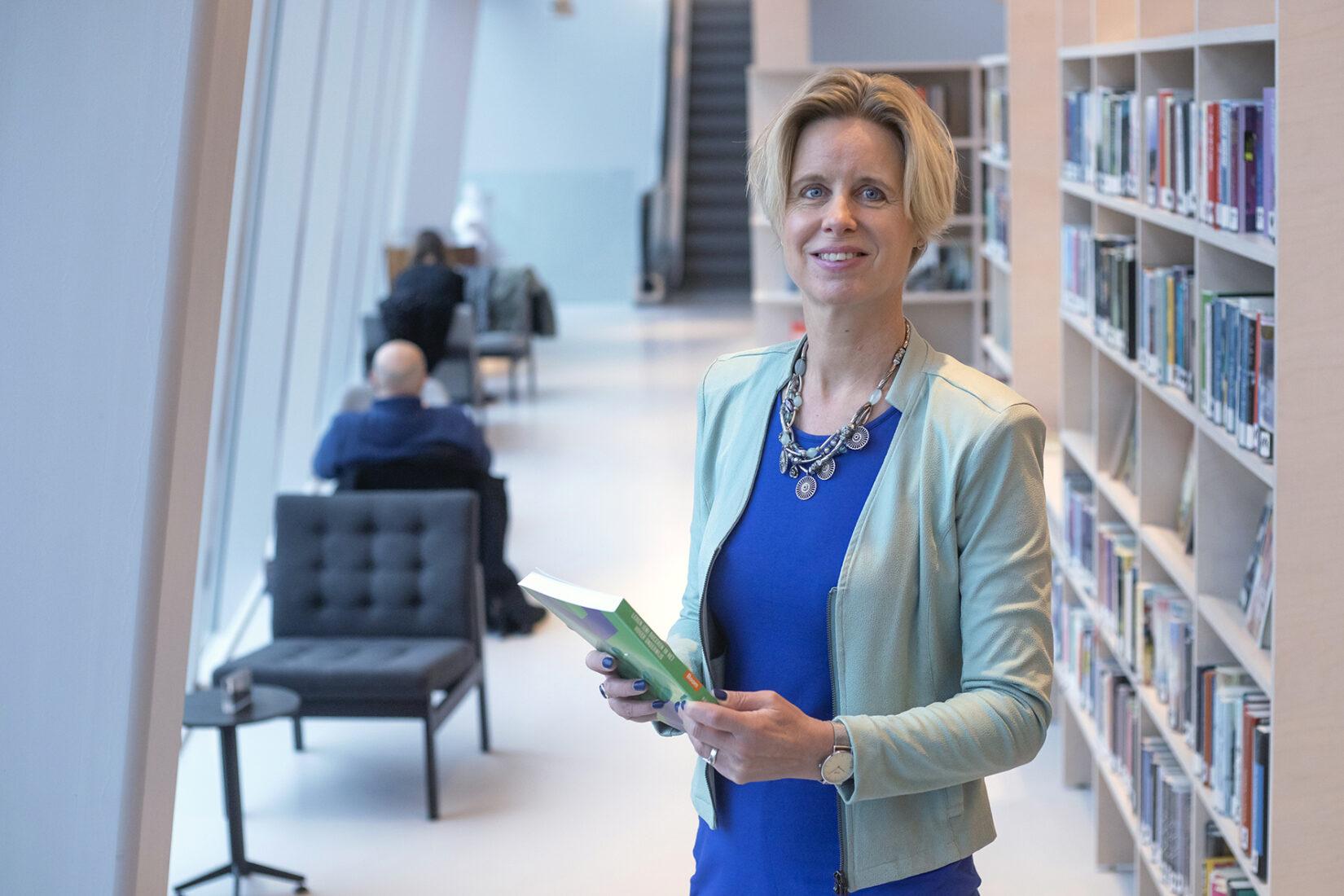 Linda van der Grijspaarde Onderwijsadvies